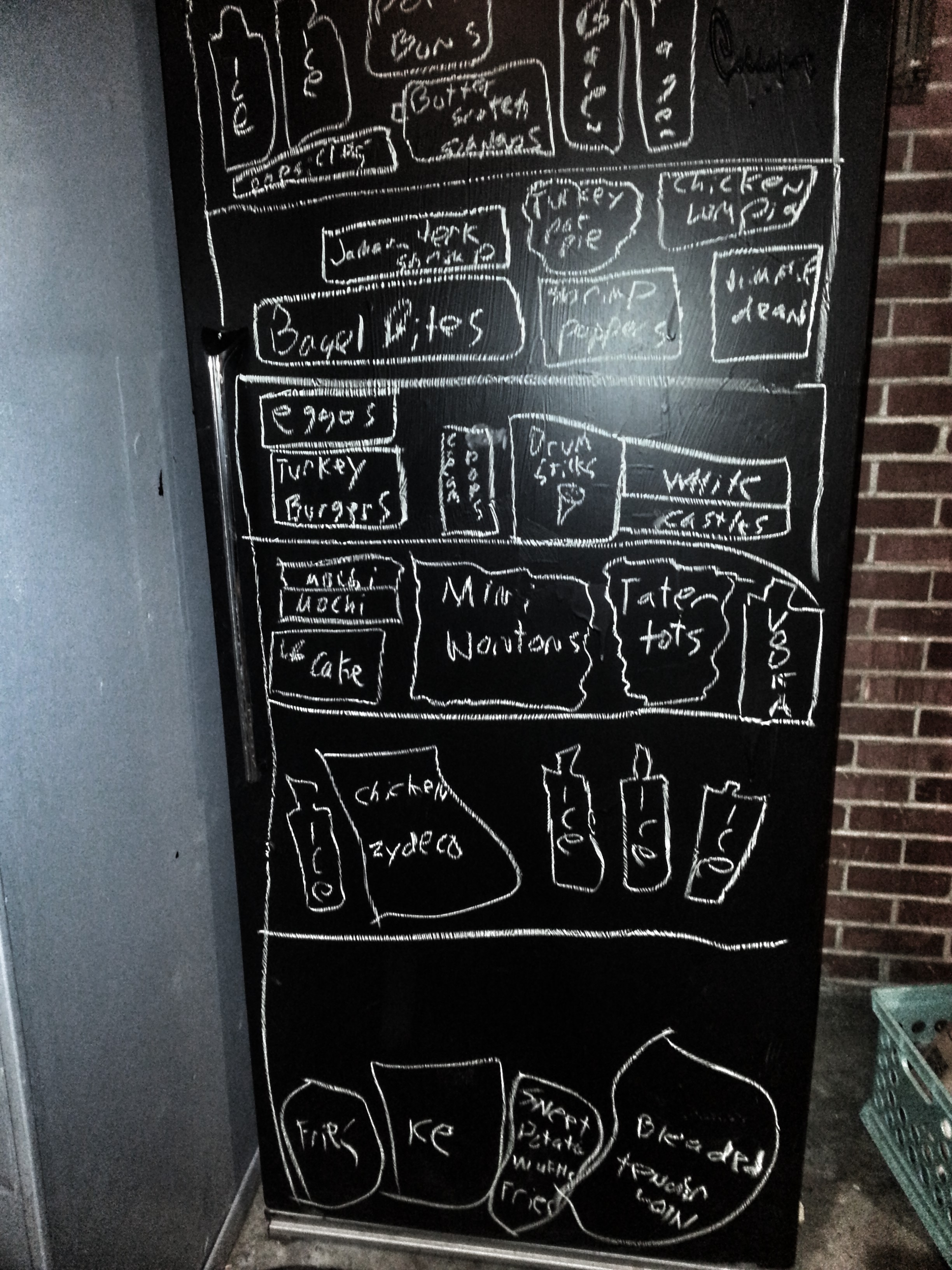 1-Hour LifeHack: Chalkboard Freezer