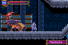 Review: Castlevania: Aria of Sorrow