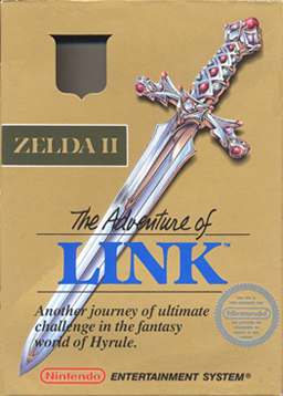 Review: Zelda 2: The Adventure of Link