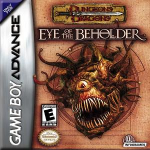 Review: Eye of the Beholder (GBA)