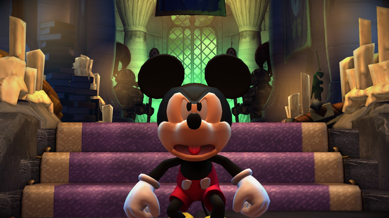 Review: Castle of Illusion Starring Mickey Mouse
