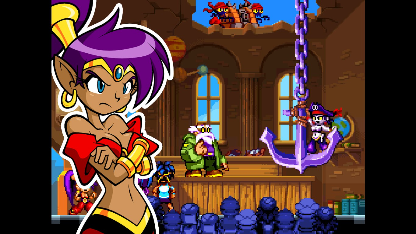 Review: Shantae: Risky's Revenge - Director's Cut