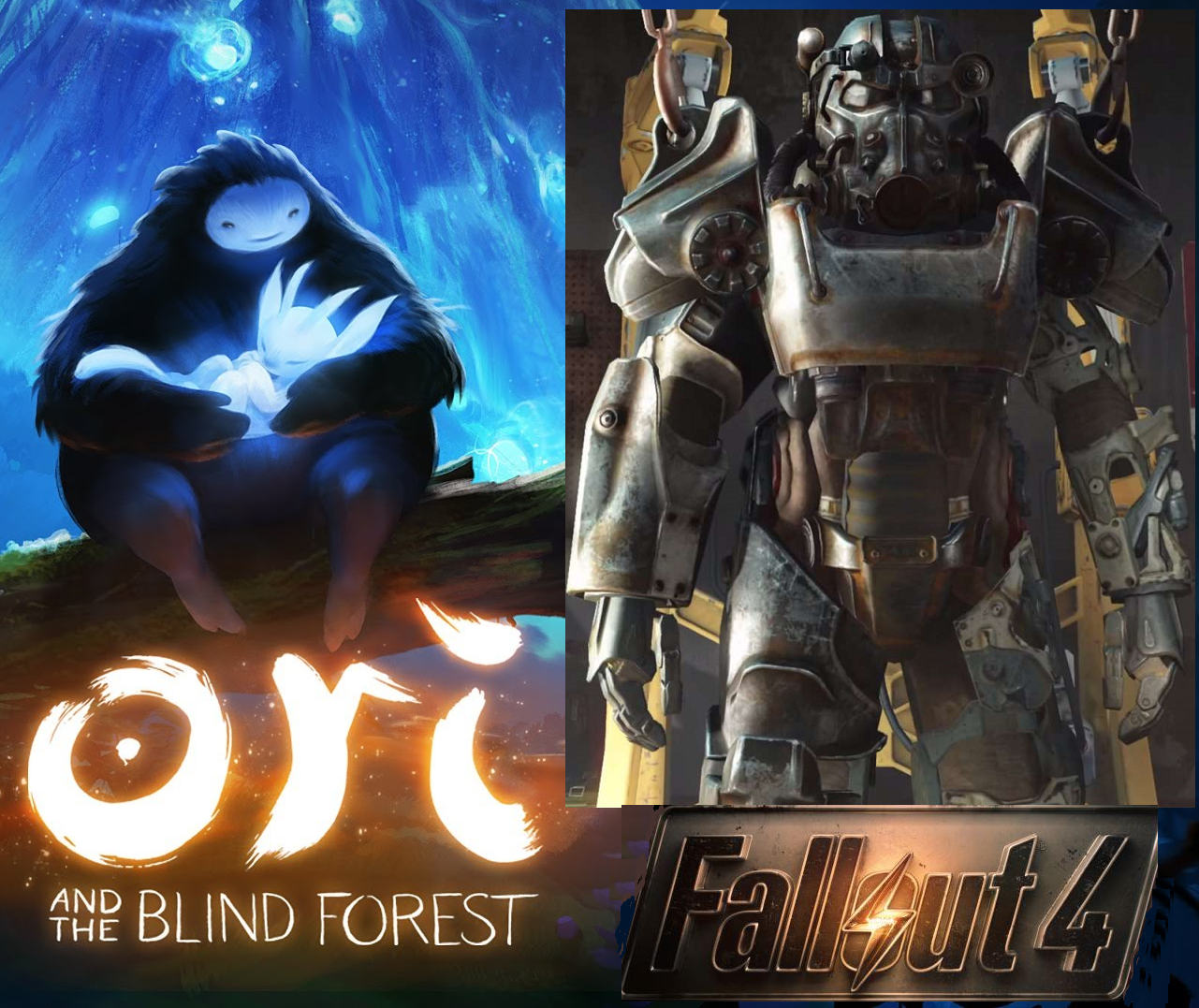 Emotional Gaming: Fallout 4 vs. Ori and the Blind Forest
