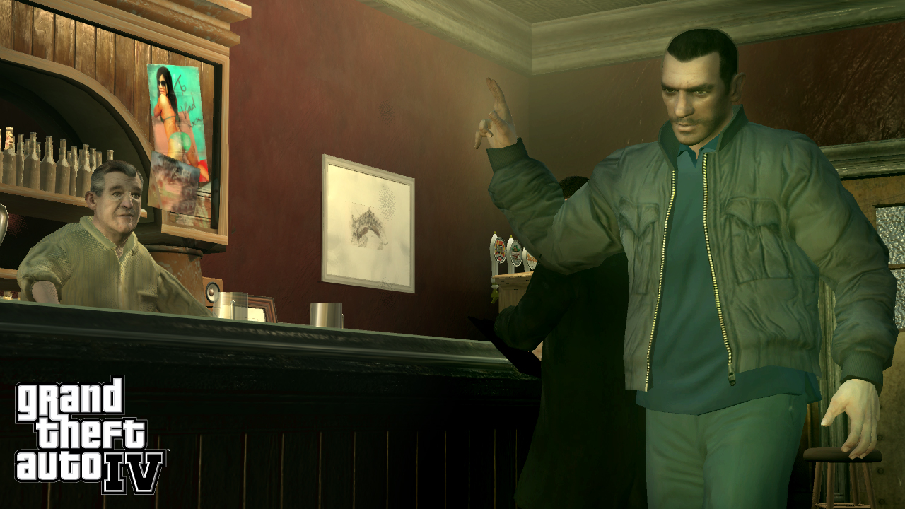 GTA IV: The Dating Simulator Gotham Needed
