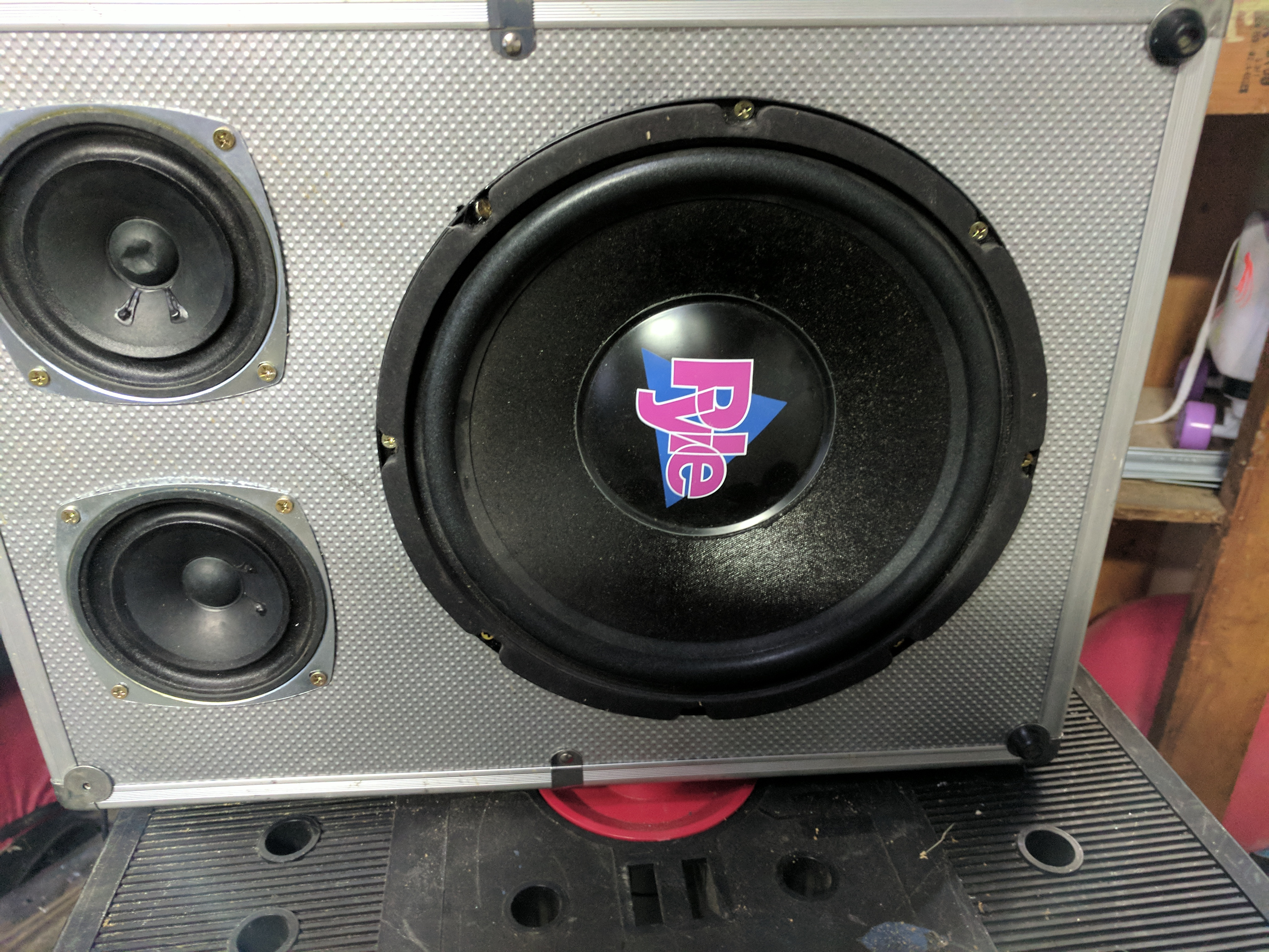 Boom Box Build Version 1